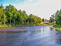 Стоянка «Зарайская» (вид с Первомайской улицы).jpg