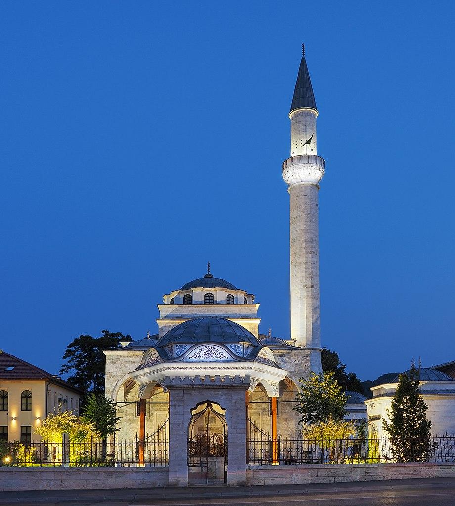 Датотека:Ферхадија (Ferhat-pasha mosque, Banja Luka