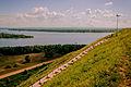 Чёртово городище, уникальный памятник археологии и истории федерального значения, Елабуга, ступени.jpg