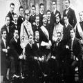 מינכן הועידה השנתית של אגודת סטודנטים ציוניים הראשונה בגרמניה ( 1902) .-PHPS-1337039.png