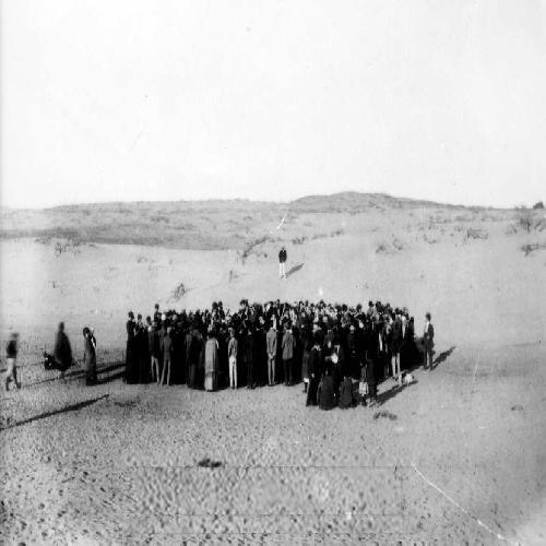 תל- אביב אסיפת היסוד בחולות ( 1909)-PHG-1003936