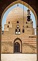 صورة لصحن مسجد احمد ابن طولون من الداخل.jpg