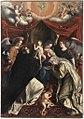 """""""Madonna del Rosario"""" - Orazio Gentileschi.jpg"""