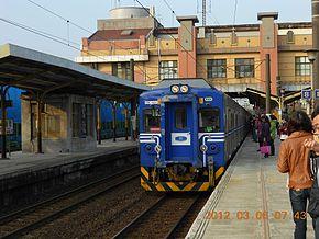 台鐵EMU600型電車