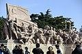 巡道工出品 Photo by Xundaogong 毛主席纪念堂浮雕 - panoramio.jpg