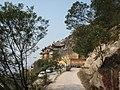 悬崖上的普光寺 - panoramio - 江上清风1961 (1).jpg