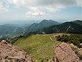 白草畔栈道 - Boardwalk on Baicaopan Mountain - 2012.08 - panoramio.jpg