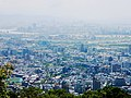 陽明山文化大學俯瞰台北西區/West Taipei from China Cultural University on Mt.Yangming - panoramio.jpg
