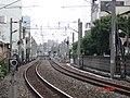 青年路平交道往台南車站方向 - panoramio.jpg