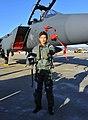 공군홍보대사 구자철 선수의 F-15K 하이택싱 체험 (8308582239).jpg