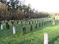 -2020-12-28 Royal British Legion Halsey House Burial plot for Ex-Servicemen, New Cromer town cemetery, Holt Road, Cromer, Norfolk (3).JPG