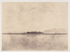-The Nile in front of the Theban Hills- MET DP248087.jpg