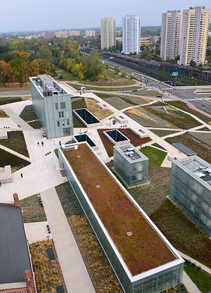 Silesian Museum - New campus, inaugurated 2015