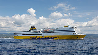 MS <i>Mega Express Four</i> fast ropax ferry