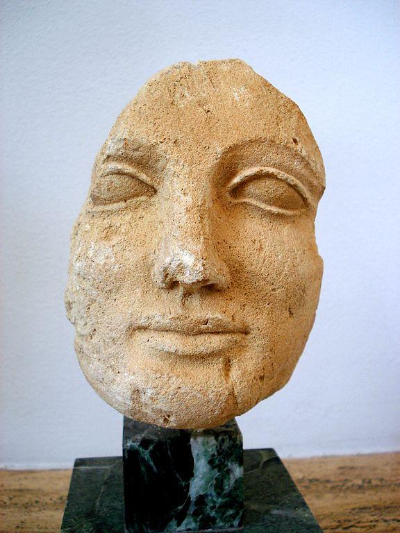 Sculpture du musée archéologique de Palerme - Photo de Giovanni Dall'Orto.