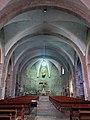 054 Santa Maria de Camprodon, nau i presbiteri.JPG