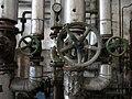 070 Fàbrica Fabra i Coats (Borgonyà), nau de les calderes.JPG