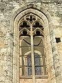 072 Monestir de Sant Cugat del Vallès, finestral, façana sud.JPG