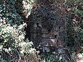 089 Molí del Ferrer (Vallfogona de Riucorb), restes de mur.jpg