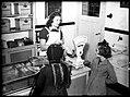 09-20-1946 00280C Nel van Vliet in de bakkerswinkel (10205049366).jpg