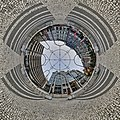 09010170 - Berlin - Bethlehem church (steel sculpture and cobblestone mosaic) - houseball sculpture SPI 246.jpg