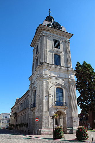Le Quesnoy - The town hall