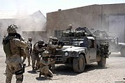 1-5 Marines in Fallujah 07 April 204