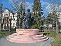 1. Яворів.Пам'ятник Вербицькому М., українському композитору.jpg