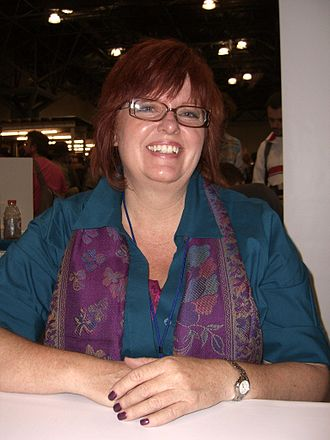 Gail Simone - Simone at the New York Comic Con in Manhattan, October 9, 2010.