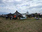 100 Years of ANZAC display at the 2015 Australian International Airshow 30.jpg