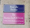 100elles Béatrice de Portugal - Rue de Berne.jpg