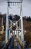 Kingston-Port Ewen Suspension Bridge