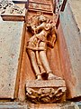 11th 12th century Iswara temple, Kamaleshwara Kalleswara Kamlishvara, Jalasangvi Karnataka India - 15.jpg