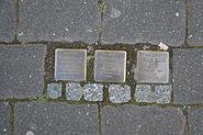 12-06 Lechenich Stolpersteine 01