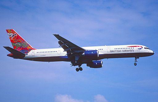 130ah - British Airways Boeing 757-236; G-BIKF@ZRH;29.04.2001 (4975149672)