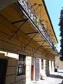 13 Fő Square, access balcony, 2020 Pápa.jpg