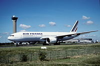F-GSPL - B772 - Air France