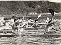 14 y 15 de Agosto de 1975 C.de España de Selecciones Provinciales en Sanabria,Jesus Cobos en el centro dorsal 236 MEDALLA DE PLATA EN K-1 500 M. 1600x1200.jpg