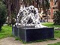 152 Trans-lettera, escultura de Rabarama, al Lungomare.jpg