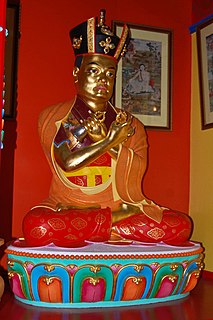Karma Kagyu one of the main schools of tibetan buddhism