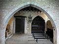 173 Castell de Santa Florentina (Canet de Mar), cripta.JPG