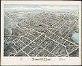 1876 bird's eye view map of Pittsfield, Massachusetts.jpg