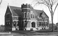 1899 Uxbridge public library Massachusetts.png