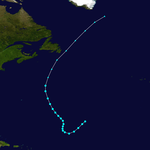 1904 Atlantic tropical storm 5 track.png