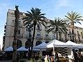 190 Plaça de la Vila (Vilanova i la Geltrú), banda nord, cantonada c. Sant Gervasi.jpg