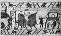 1911 Britannica - Bayeux Tapestry - Burning of Hastings.png