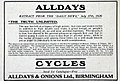 1920 Alldays bicycle ad.jpg