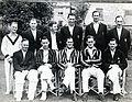 1946 Somerset Cricket - EF Longrigg Capt.jpg