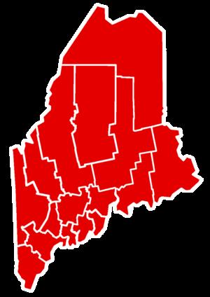 Maine gubernatorial election, 1940 - Image: 1950Maine Gubernatorial