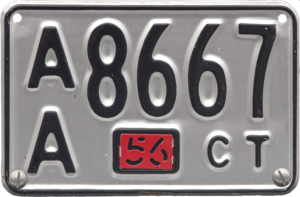 Vehicle registration plates of Connecticut - Wikiwand